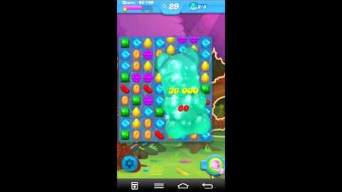Candy Crush Soda Saga Level 8 (Mobile)