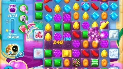 Candy Crush Soda Saga Level 335 (4th version)