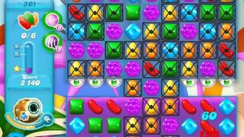 Candy Crush Soda Saga Level 301 (3 Stars)