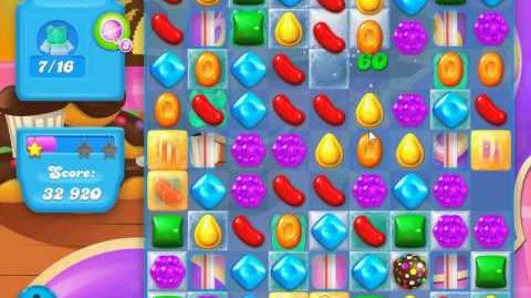 Candy Crush Soda Saga Level 111 (buffed, 3 Stars)