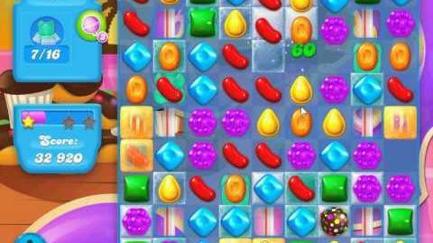Candy Crush Soda Saga Level 111 (buffed, 3 Stars)