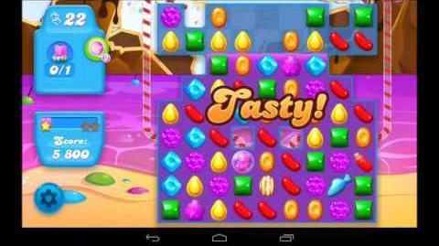 Candy Crush Soda Saga Level 20 - 3 Star Walkthrough