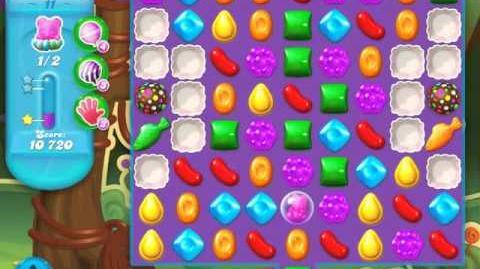 Candy Crush Soda Saga Level 11 (3rd version, 3 Stars)