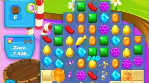 Candy Crush Soda Saga Level 133 No Boosters