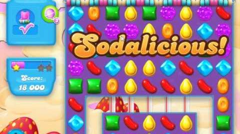 Candy Crush Soda Saga Level 42(3 Stars)