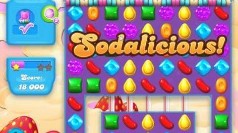 Candy Crush Soda Saga Level 42(3 Stars)
