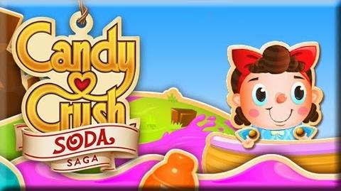 Candy Crush Soda Saga - Level 34 (October 2014)