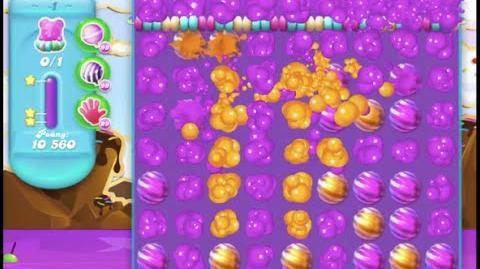 Candy Crush Soda Saga - Special edition candy fireworks