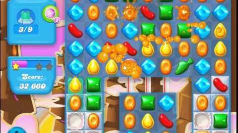 Candy Crush Soda Saga Level 68(3 stars)