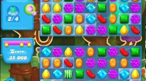Candy Crush Soda Saga Level 10 Candies Moving Up