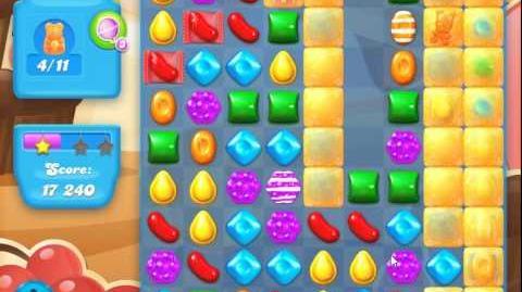 Candy Crush Soda Saga Level 96 (2nd nerfed,3 Stars)