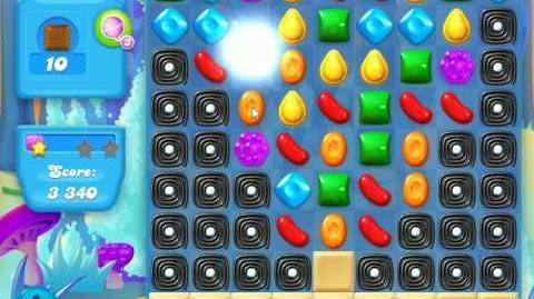 Candy Crush Soda Saga Level 144(3 Stars)