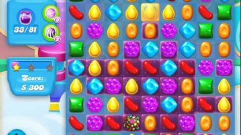 Candy Crush Soda Saga Level 287 (3 Stars)