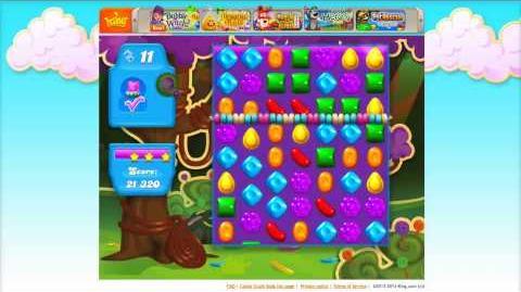 Candy Crush Soda Saga Level 9