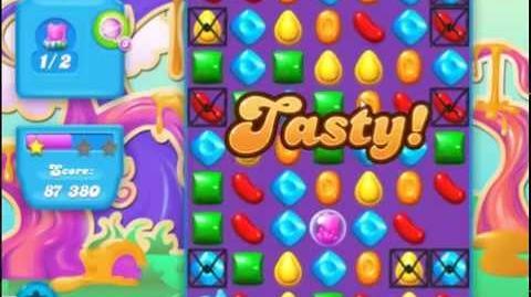 Candy Crush Soda Saga Level 81 No Boosters