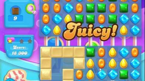 Candy Crush Soda Saga Level 201(3 Stars)