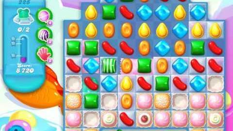Candy Crush Soda Saga Level 225 (4th version)
