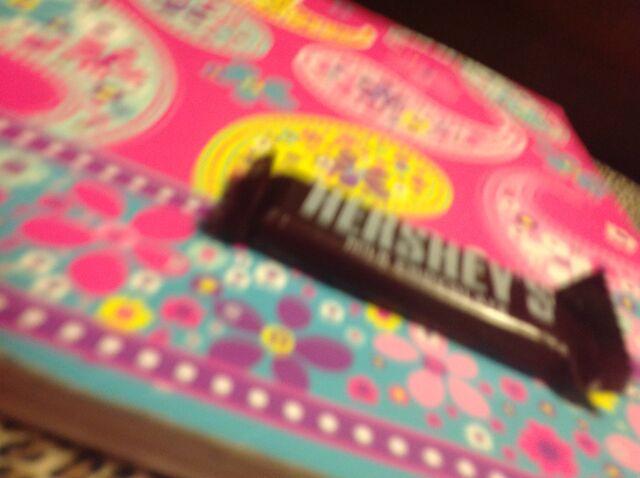 File:Mini Hershey candy bar.jpeg