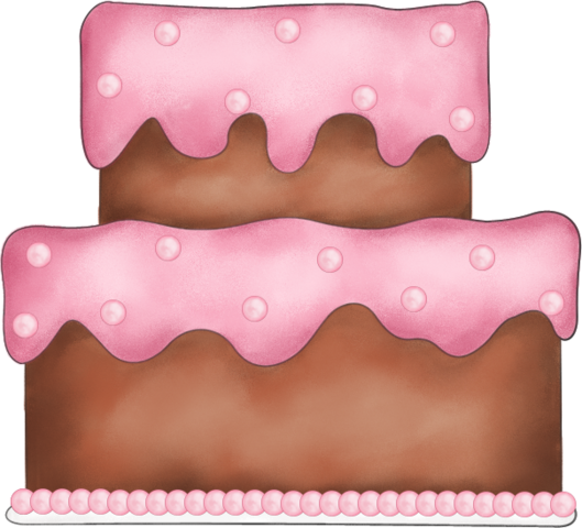 File:Layered pink frosting cake.png