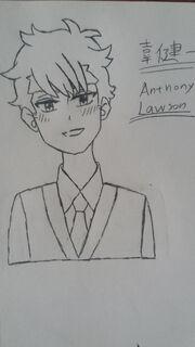 Anthony fanart