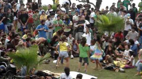 MARCHA MUNDIAL DE LA MARIHUANA 2010