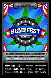 Seattle 2006 Hempfest