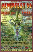 Seattle 1999 Hempfest 2
