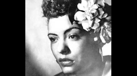 Billie Holiday Strange Fruit