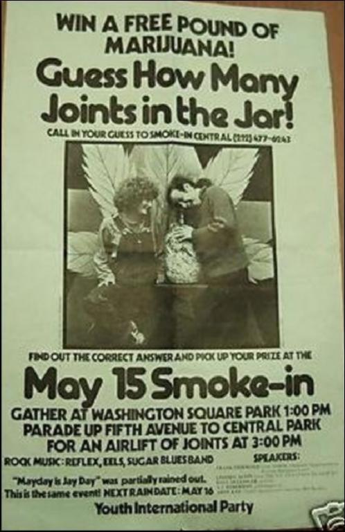 New York City 1976 May 15