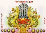 Berlin 2007 May 5 psychedelic squat party