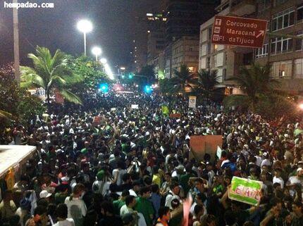 Rio de Janeiro, Brazil 2012 GMM 5