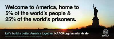 USA. 25% of world's prisoners 3