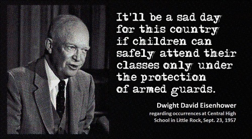 File:Eisenhower on armed guards in schools.jpg