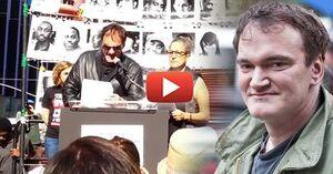 Quentin Tarantino 2015 Oct 22