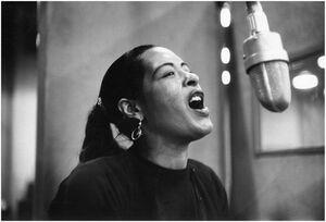 Billie Holiday 1957