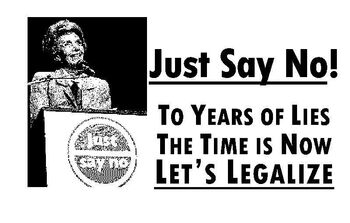 Just say no to years of lies
