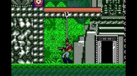 Bionic Commando - Elite Forces (GBC)