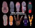 Star Gladiator Feet