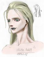 Alexia Ashford Concept