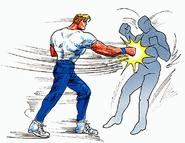 Cody Gut Punch