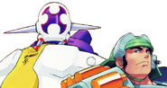 Vector and Gantetsu