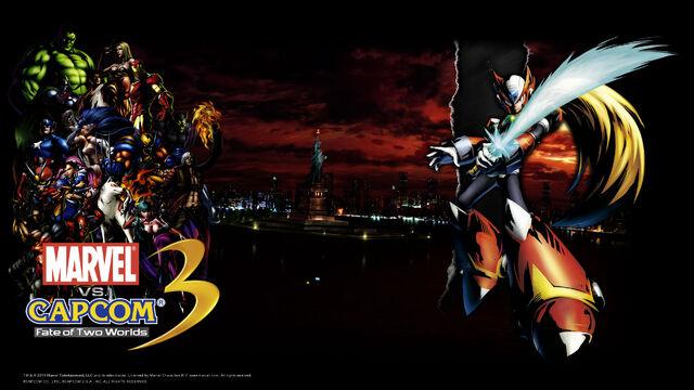 File:Marvel Vs Capcom 3 wallpaper - Zero.jpg