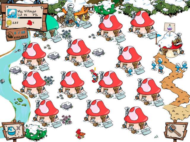 File:Smurf's Village screen shot 03.jpg