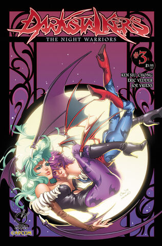 File:Darkstalkers the Night Warriors Volume 3.jpg