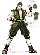 SB4 Ieyasu Alt Costume