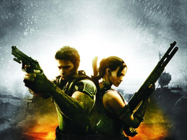 File:Resident Evil 5 wallpaper - Chris Redfield & Sheva Alomar.jpg