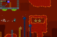 Mega Man Rush Marine screen shot 04