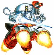 Cyberbots KILLER BEE