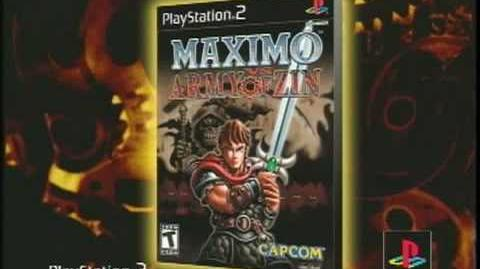 Maximo vs Army Of Zin - The First Strike