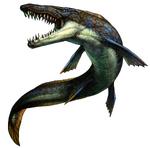 DC2 Mosasaurus